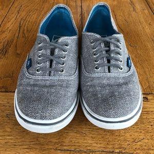 Vans Textured Sneakers